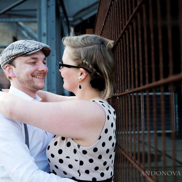 Nina und Beny engagement
